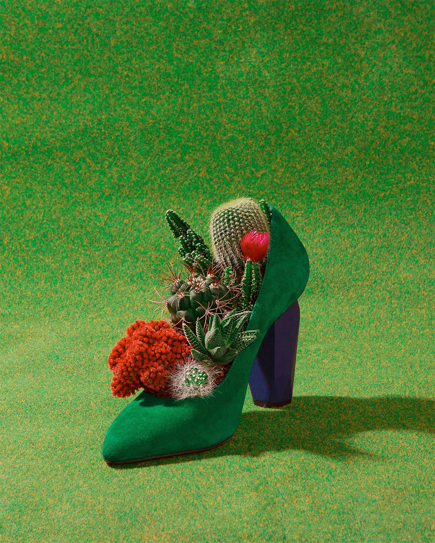 Guava Shoes Sagmeister & Walsh